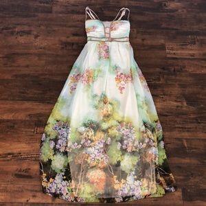 EUC Little Mistress Dress Sz 2